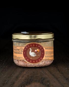 Paté casero «Oca con Castaña»